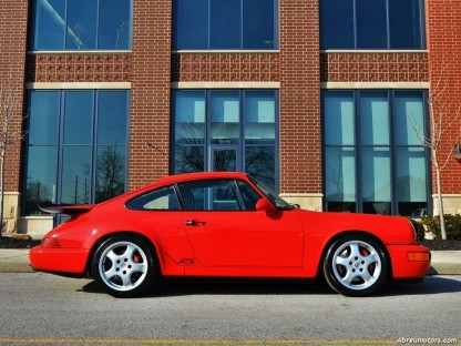 A Look Back In Time To Review The 964 RS America