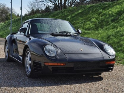 COYS To Sell 15 Beautiful Porsches At Techno Classica, Essen Auction