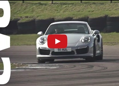 Is The Porsche 911 Turbo S The Greatest All Weather Car That's Ever Been?