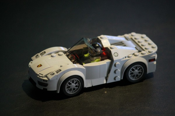 Build your own 918 Spyder