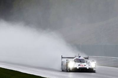 A First Look At Porsche's 3 Car 919 Hybrid Set-up