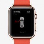 Porsche Car Connect Apple Watch demo