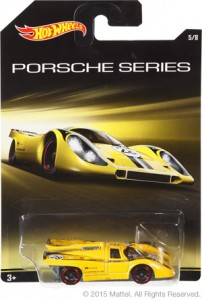 Porsche Hot Wheels 917K