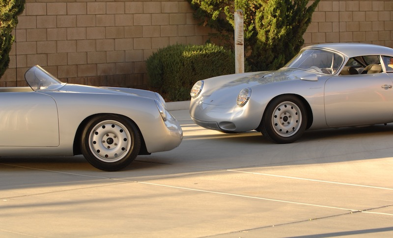 Two Emory Specials, among the most special builds by Rod Emory, taking the Outlaw tradition to the next level.