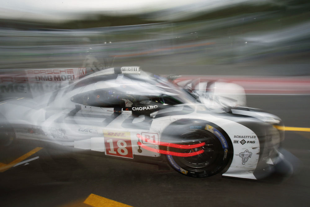 Porsche WEC 6 hours of Spa