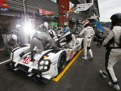 7 Fascinating Facts About Porsche's Preparations For Le Mans