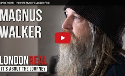 What's Magnus Walker's Real Business? How Does He Afford His Porsche Lifestyle? This Interview Answers That Question.