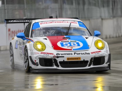 Porsche's TUSCC Pictures And Results From Detroit