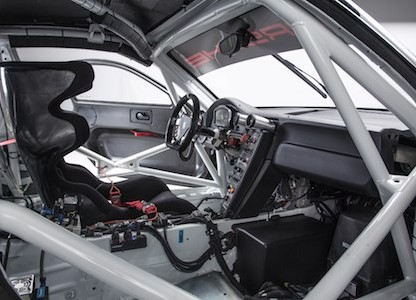 interior of the new Porsche 911 GT3 R
