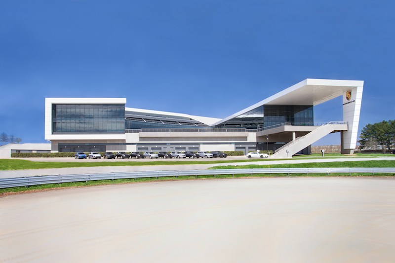 Porsche Experience Center and Headquarters Atlanta Georgia