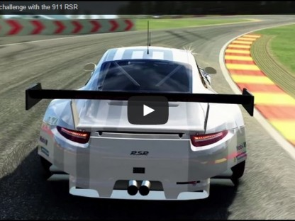 Porsche Issues New Real Racing 3 Challenge To Race 911 RSR At Spa