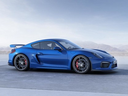 "Porsche Trademarks ""GT5"", What Are They Up To?"