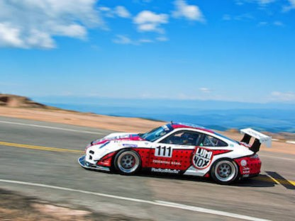 Porsche's Results At Pikes Peak