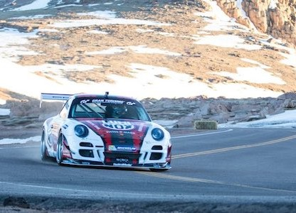 Pikes Peak Run Order Set: Porsches Qualify Strongly