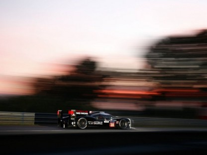 Porsche's Pictures, Results and Video From The 24 Hours Of Le Mans