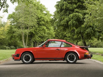 Bonhams Is Selling James May's Carrera 3.2 At Their Goodwood Sale
