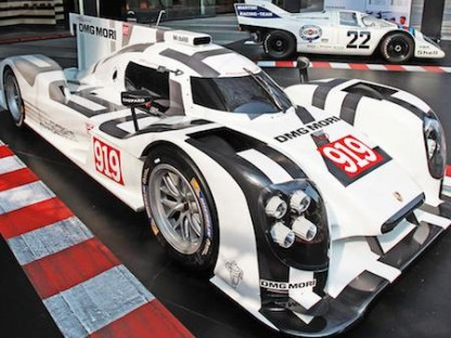 Want Your Very Own Porsche 919? Here's Your Chance!