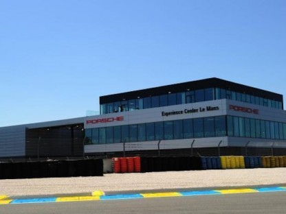 Porsche Opens Their Newest Experience Center in Le Mans
