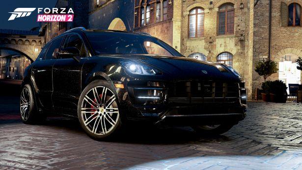 Porsche Macan Turbo Forza 2