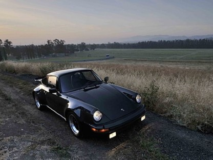 Steve McQueen Porsche 911 Turbo for sale