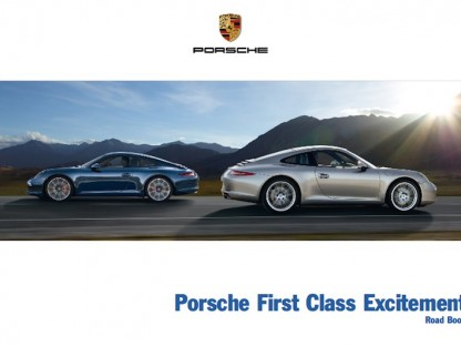 Long Layover? Drive A Porsche!