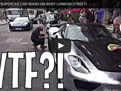 Some Porsche 918 Owners Are Giving The Rest Of Us Porsche Owners A Bad Name…