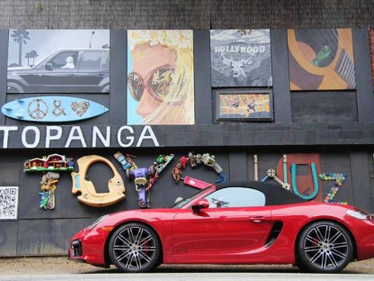 In Depth Review: 2015 Porsche Boxster GTS