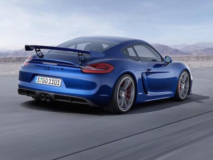 What A Croc: The Porsche Cayman Story