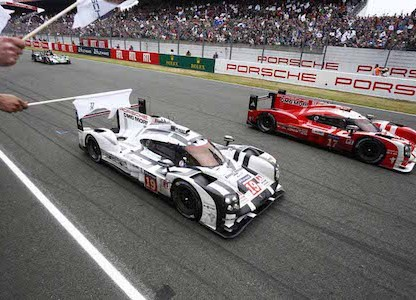 These Are The 17 Porsches That Have Won The 24 Hours Of Le Mans Overall