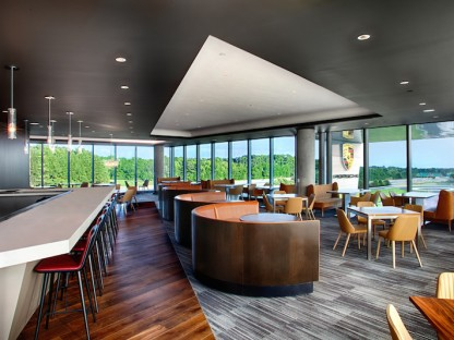 Restaurant 356 Opens At The Porsche Experience Center In Atlanta