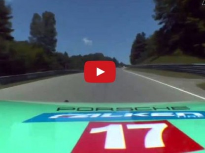 Take A Lap In The Team Falken Tire 911 RSR With Bryan Sellers
