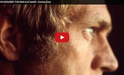 This Is The Official Trailer of Steve McQueen: The Man & Le Mans