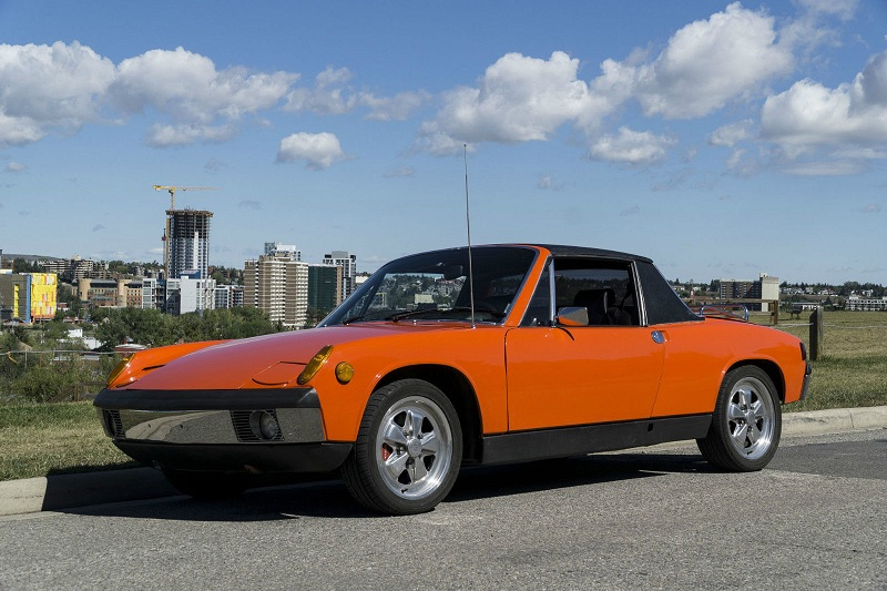 Electric 914 For Sale