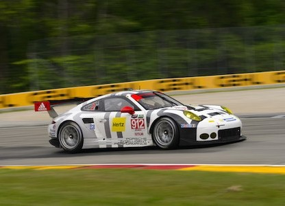 Porsche's Results and Pictures From Round 7 Of the USCC At Elkhart Lake