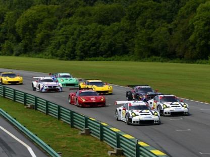 Porsche's Pictures And Results From Virginia International Raceway