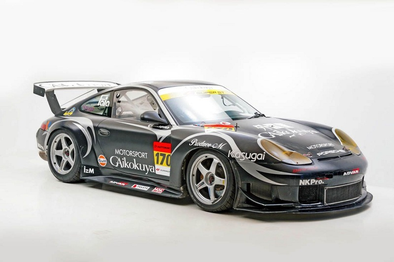 Porsche 996 GT3R Japanese Touring Car For Sale
