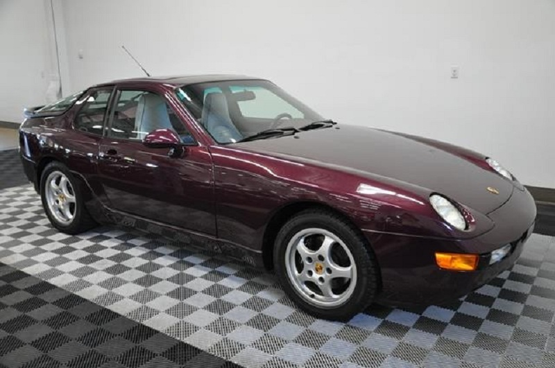 Purple Porsche 968 For Sale