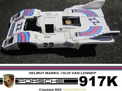 Should This 917K Become LEGO's Next Porsche Project? Your Vote Helps Decide!