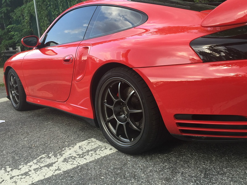 996 Turbo For Sale
