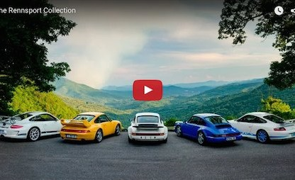 Driving The Entire Porsche RS Lineage