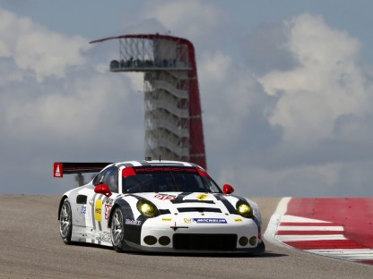 Porsche's Pictures and Results From TUSCC At Circuit Of The Americas