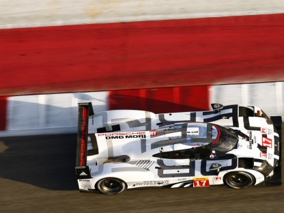 Porsche's Pictures, Video and Results In The WEC At Circuit Of The Americas
