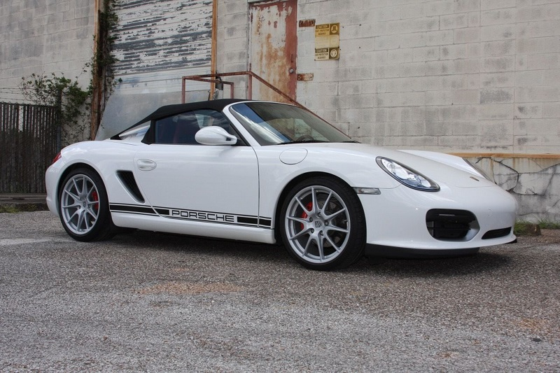 Porsche Boxster Spyder For Sale