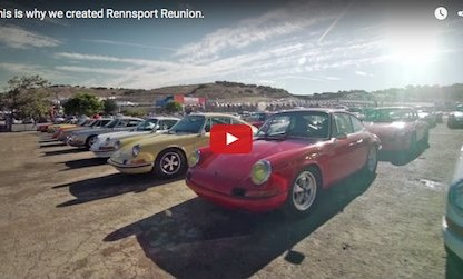 This Is Why Porsche Created Rennsport Reunion