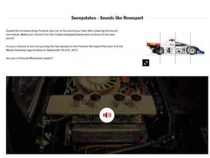 Here's How You Can Win A Trip To Rennsport Reunion V