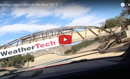 Video: We Get One Of The World's First Ride-Alongs In Porsche's Turbocharged 2016 991.2 Carrera
