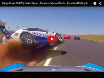 New Footage Shows Pedro Piquet Crash From Even Scarier Angles