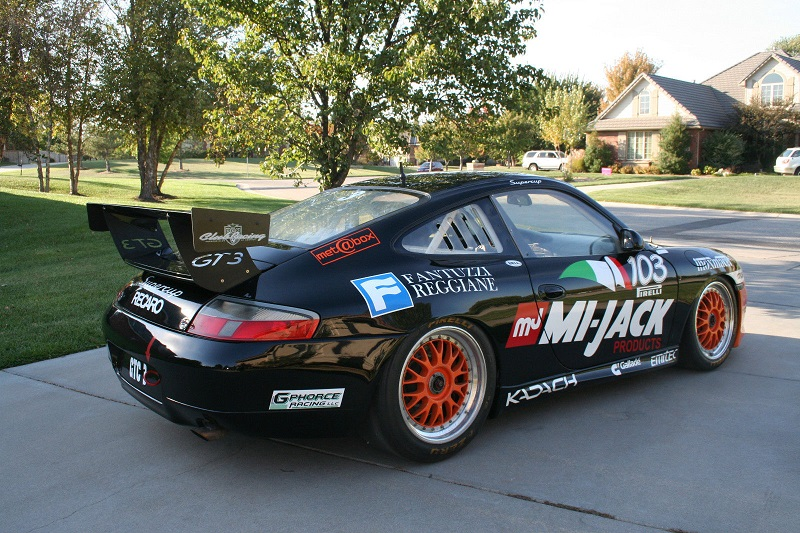 2001 996 GT3 Supercup For Sale