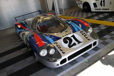 Did You See All 13 Porsche 917s at Rennsport?  We Did.  Here Are Their Details!