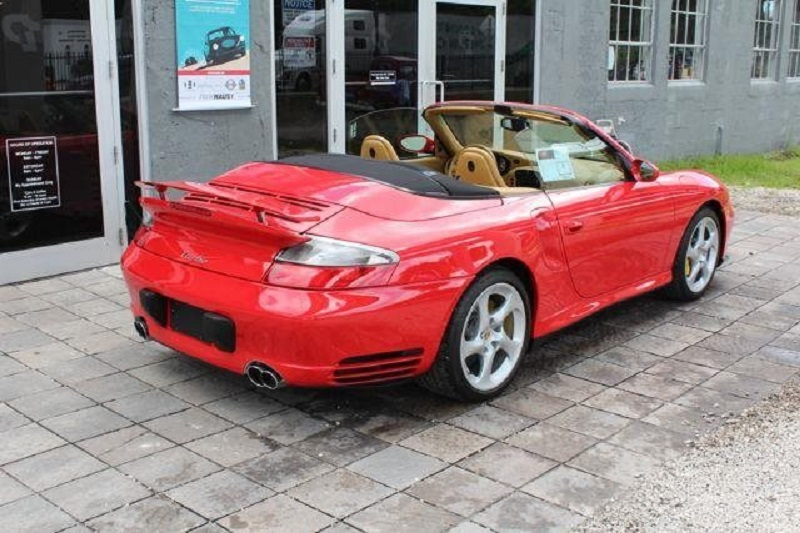 996 Turbo Cabriolet For Sale